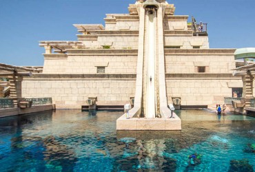 Atlantis The Palm: Aquaventure & Lost Chamber pas