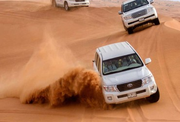 Dubai Desert Safari 4×4 Tour