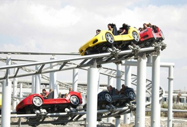Ferrari World Tickets