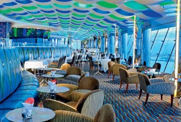 High Tea in de Burj al Arab